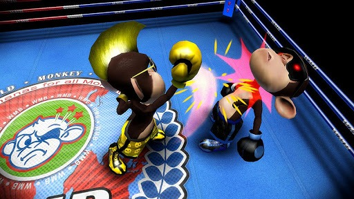 Android - Monkey Boxing1