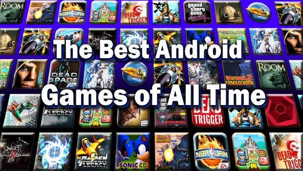 coolest games for android
