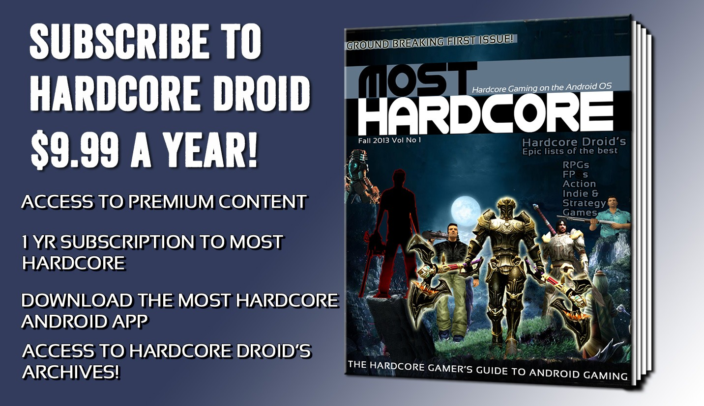 Subscribe to Hardcore Droid | Hardcore Droid