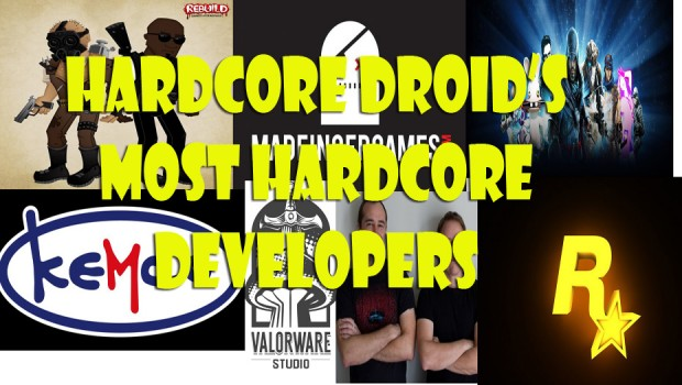 Most-Hardcore-Android-Developers