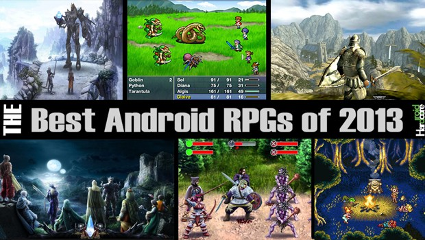 new rpg games for android 2013