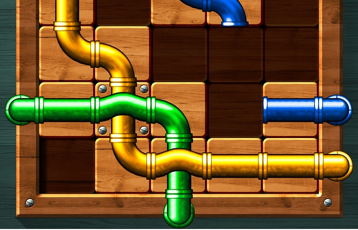 android-puzzle-pipe puzzle-kindle