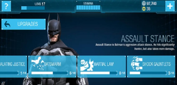 Batman screenshot 2