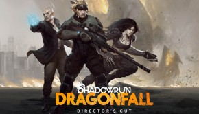 Shadowrun: Dragonfall - DC Review