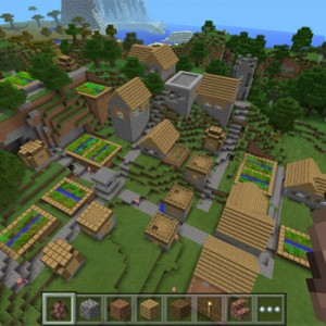 Android Mojang Minecraft PE ft