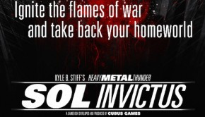 Android adventure gamebook Sol Invictus