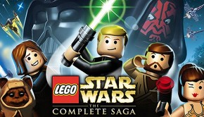 Android adventure platformer Star Wars The Complete Saga 00