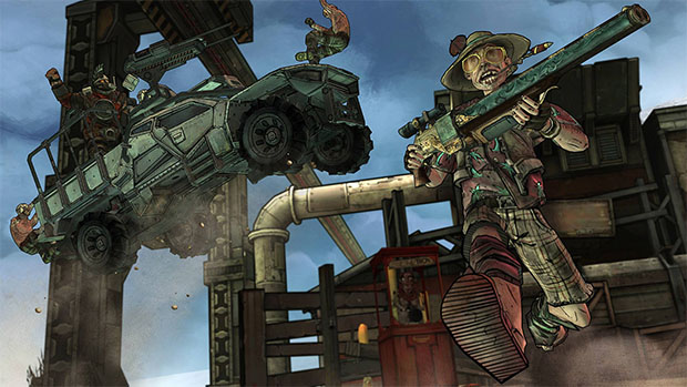 Tales from the Borderlands   Best Android Games