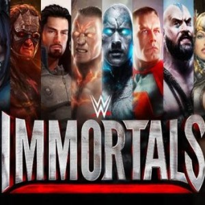 WWE Immortals Banner