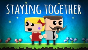 Android Puzzle platform Staying together