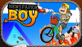 Android  Release Newpaper Boy SagaFftr