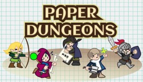Paper Dungeons Feature