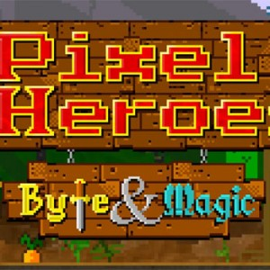 Android RPG Roguelike Pixel heroes byte & magic Ftr