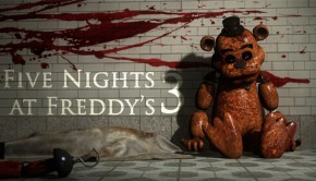 Android fnaf five nights at freddys 3 ftr
