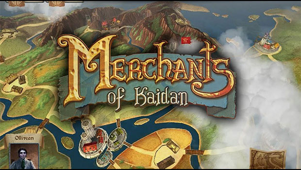 Merchants of Kaidan | best Android strategy games