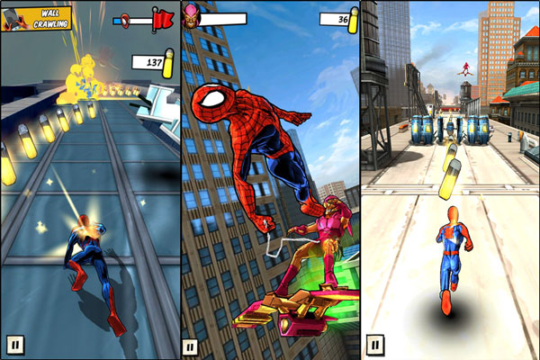 spiderman-unlimited-best-free-android-games