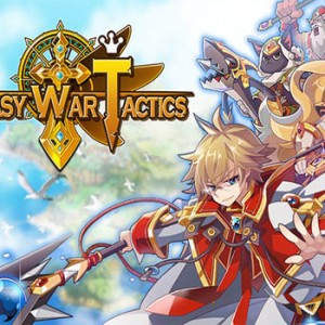 Android Fantasy War Tactics Beta Strategy Hero RPG MMO Nexon ftr