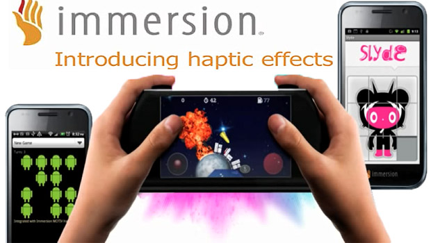 Android Immersion Google Play Haptic Feedback Catergory Games GTA Drag Racing Ftr