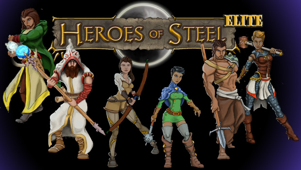 Heroes of Steel RPG Elite para Android