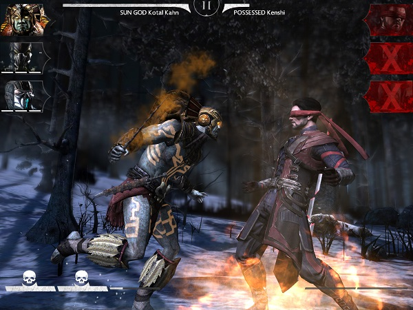 Android - Fighting - Mortal Kombat X - 02