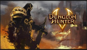 Android Gameloft Fungeon Hunter 5 Update Xinkashi Fantasy RPG Diablo Hack Ftr