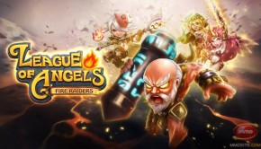 League of Angels Fire Raiders Featured