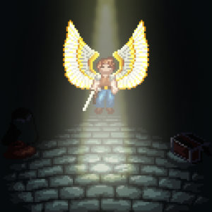 icon enchanted cave