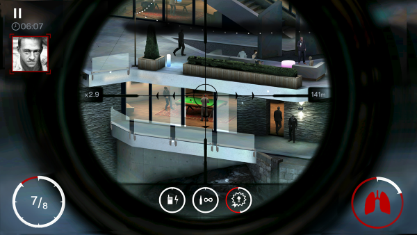 Android Action HitmanSniper 03 hitman sniper review hardcore droid