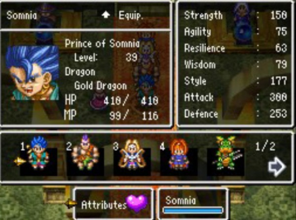 Android - RPG - Dragon - Quest - VI - 02