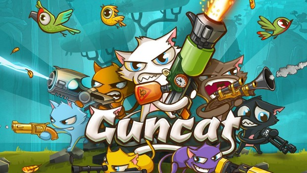 guncat action android