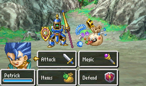 Android - RPG - Dragon - Quest - VI - 01