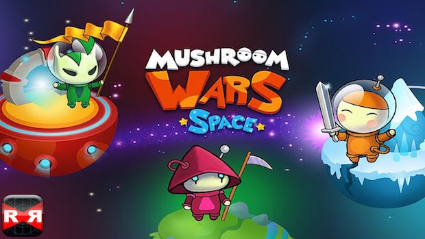 mushroom wars 3, android games, best android games