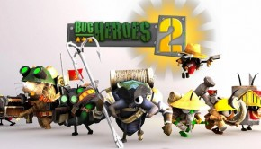 Bug Heroes 2 feature