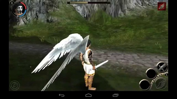 Android - RPG - Angel Sword - 01