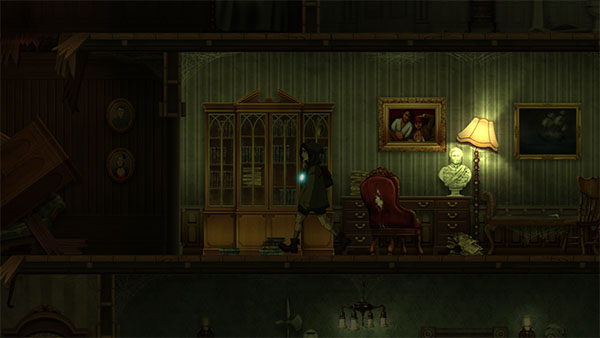 Whispering Willows | Good Android games