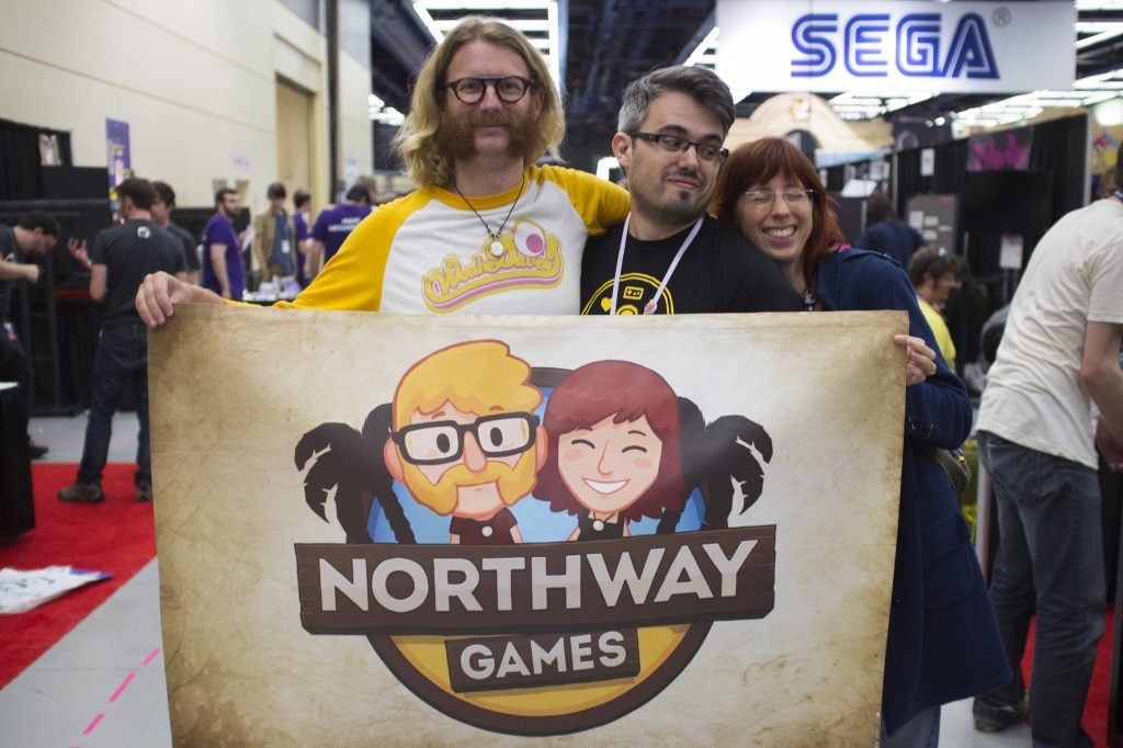 Northway Games at Pax Prime