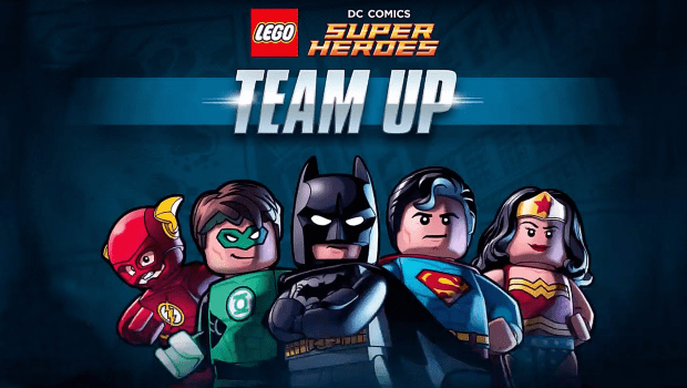 LEGO DC Super Heroes Team Up Review | Action Games