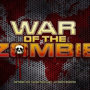 War of the Zombie feature main title