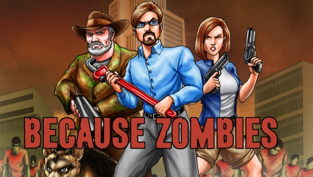 Because Zombies feature
