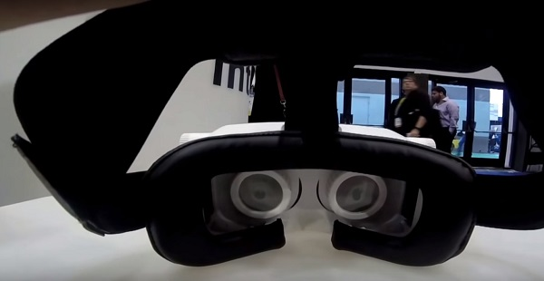 VR Headset Hardcore Droid