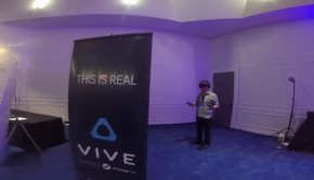 VR Lounge HTC Vive This Is Real1