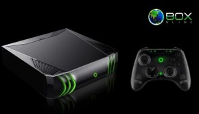 android Console Obox