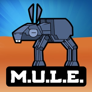 MULE Returns, android strategy, turn-based