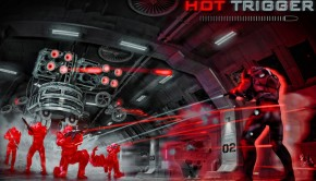 hot trigger, android shooter, android game