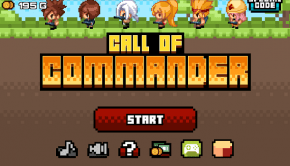 android action, Call of commander