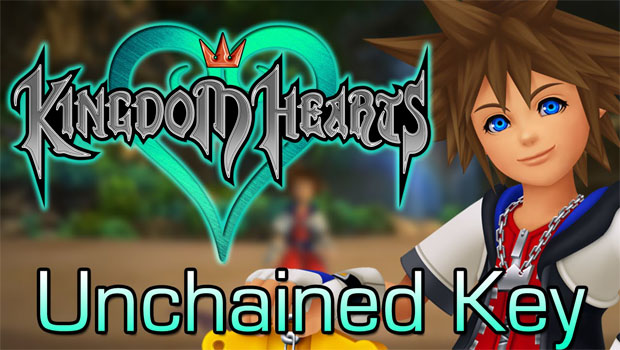Android Kingdom Hearts X Unchained Key Mobile Card Game KH13 ftr