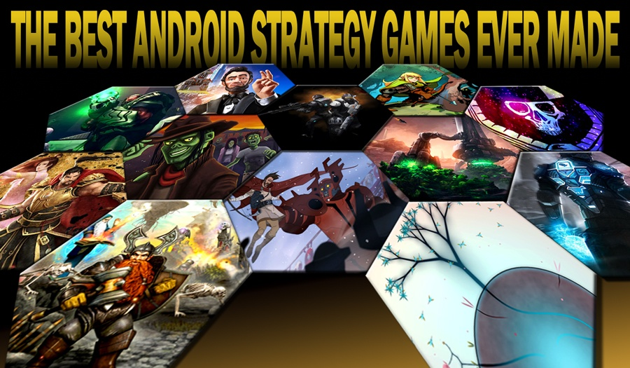the best of android games