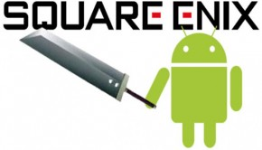 Android Square Enix Mobile MMO Final Fantast Dragon Quest Kingdom hearts Ftr