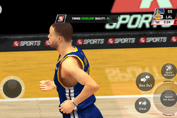 NBA 2k20 Android 02