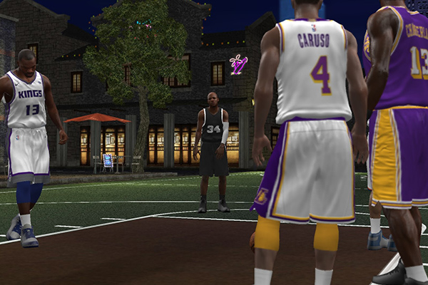 NBA 2k20 Android 03